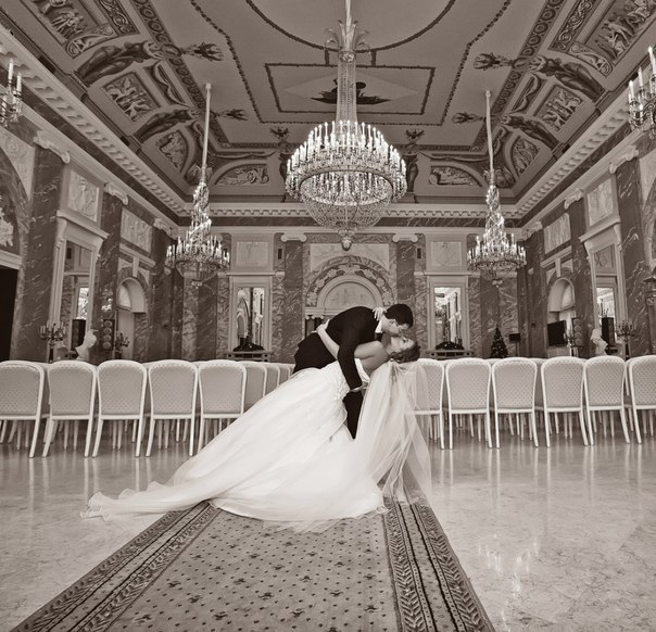 Фантазия для свадьбы