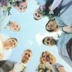 Свадьба лучшей подружки в кафе Среда