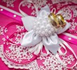Сочная малиновая свадьба