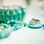 Свадьба в мятном цвете: освежает и заряжает позитивом!