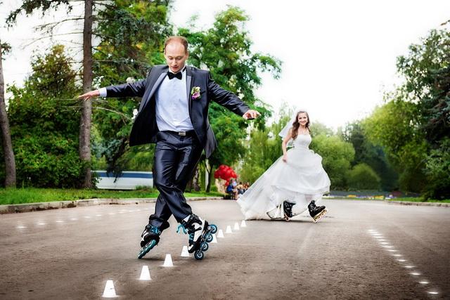 Все о свадьбе и катаниях