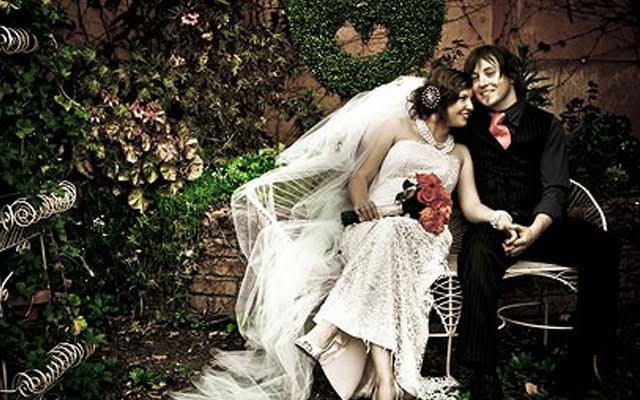 Топ-18 самых эпатажных свадеб