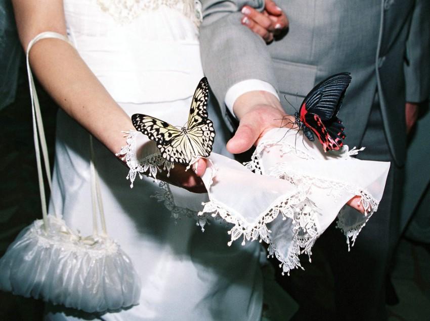 Как оформить подарок на свадьбу 40