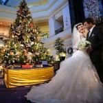 Новый год и свадьба: как совместить